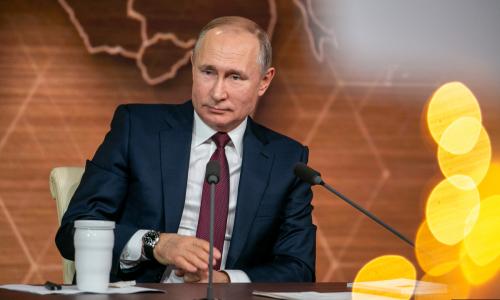 Путин ввел в России новый праздник