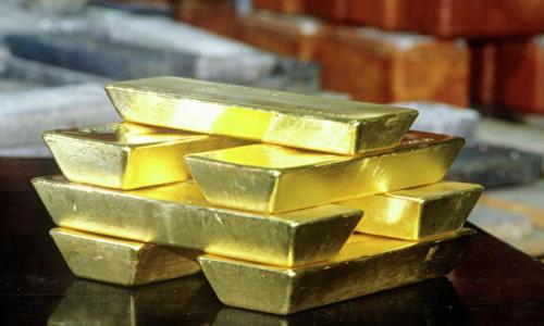 Запасы золота в России заканчиваются