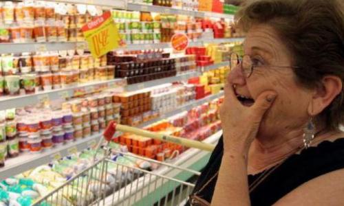 В России резко подорожали продукты
