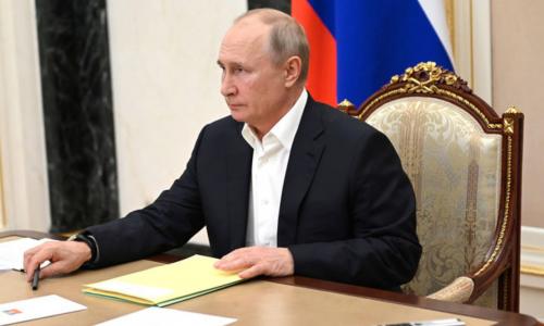 Британское издание связало снижение цен на газ с заявлением Путина