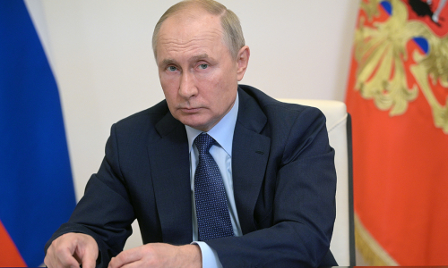 «Суета и шарахания»: Путин обвинил Европу в росте цен на газ