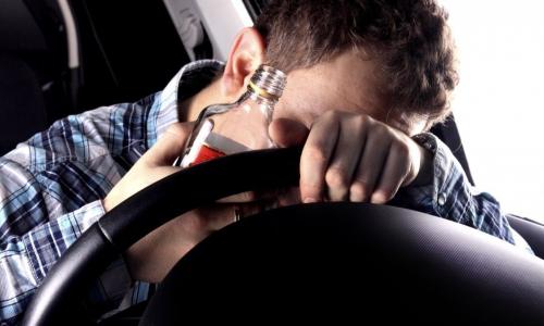 В России пьяных водителей начнут пожизненно лишать прав
